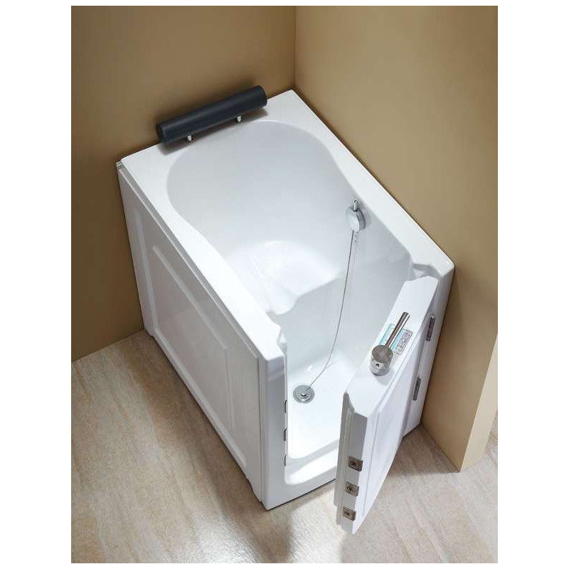 Vasca da bagno con sportello di ingresso frontale 100x70 - Box x vasca da bagno ...