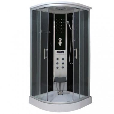 Box doccia idromassaggio 100x100
