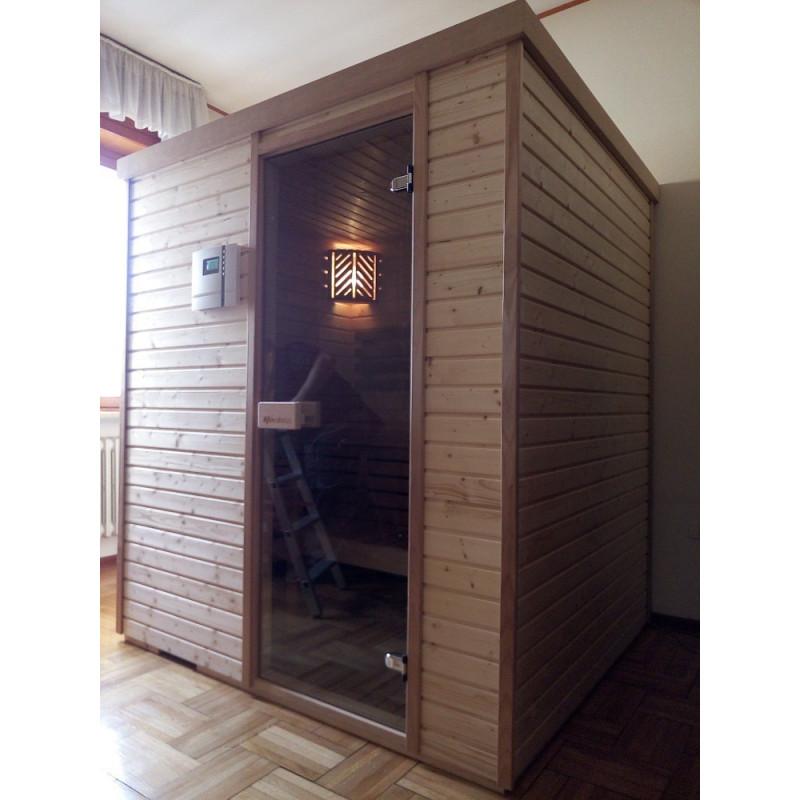 Sauna finlandese su misura personalizzabile economica vendita online