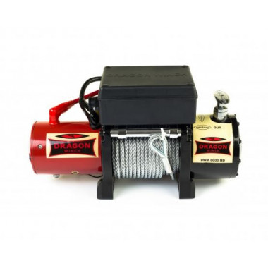 Verricello Argano elettrico 8000Lbs (3629 kg) 12Vdc