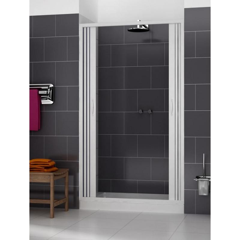 Porta doccia per nicchia in pvc economica - Porta per doccia ...