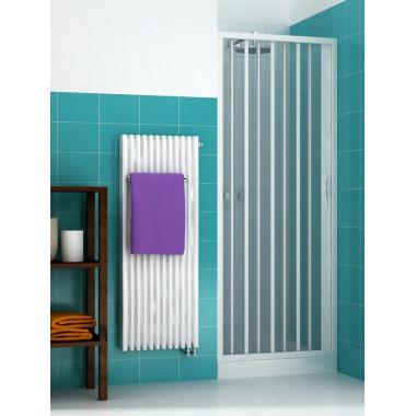 Porta doccia per nicchia in PVC