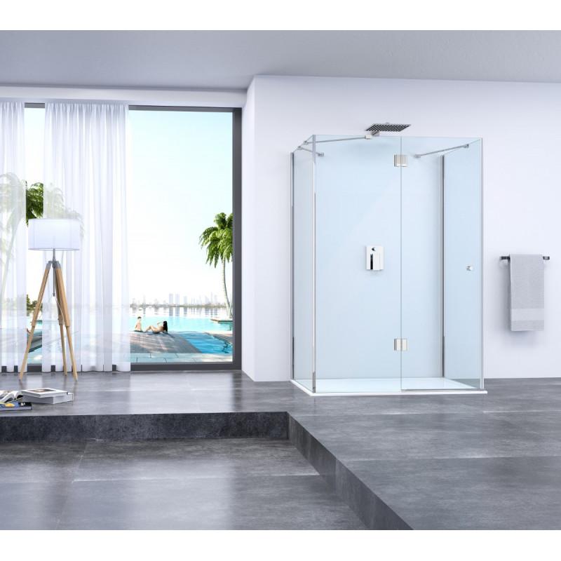 Cabine doccia misure 28 images box doccia fuori misura - Box doccia misure standard ...