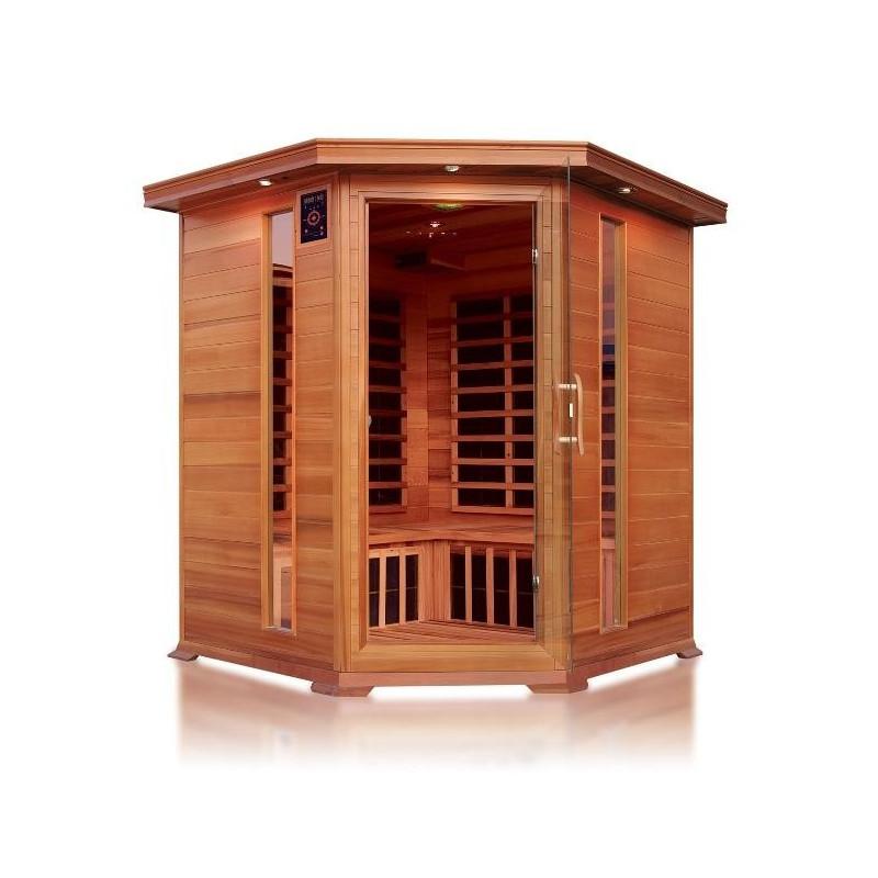 Sauna per casa prezzi latest best prezzo box doccia idee - Sauna casa prezzi ...