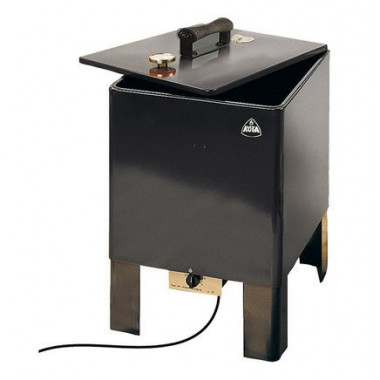 Affumicatore elettrico in acciaio smaltato 2 kW