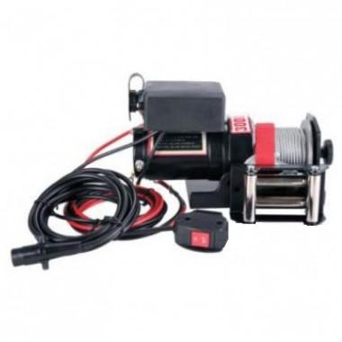 Verricello Argano elettrico ATV 3000Lbs (1360 kg)