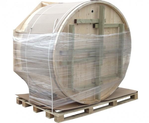 Vasca Da Bagno Esterna Usata : Vasca a tinozza a botte da esterno con stufa a legna ottimo prezzo