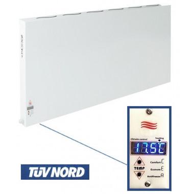 Radiatore elettrico convettore ad infrarossi in metallo laccato per riscaldamento ambienti