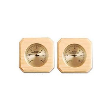 Termometro e igrometro