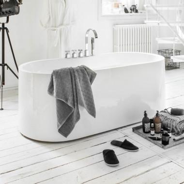 Vasca da bagno freestanding Fenice 170x80 cm