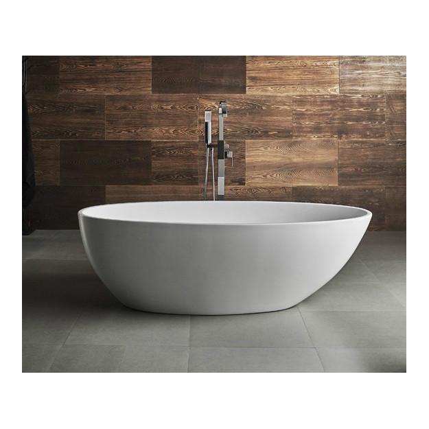 Vasca da bagno 170x95 in acrilico Gemini ottimo prezzo