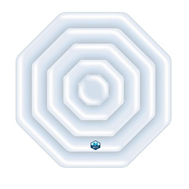 Copertura termica ottagonale per spa gonfiabili 4 posti diam 175 cm - Copertura termica per minipiscina ...