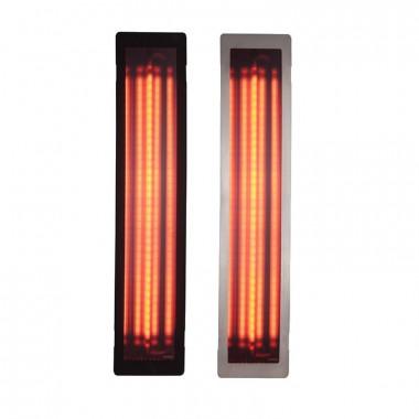 Riscaldatore radiatore ad infrarossi per saune