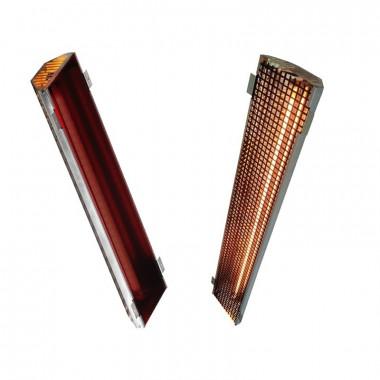 Riscaldatore radiatore ECO ad infrarossi per saune