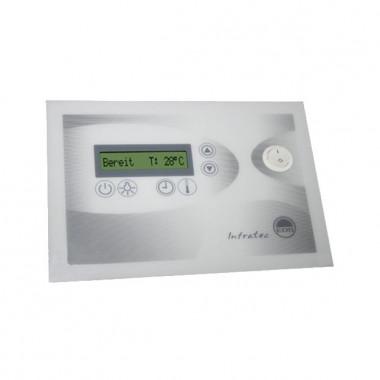 Unità di controllo per sauna infrarossi