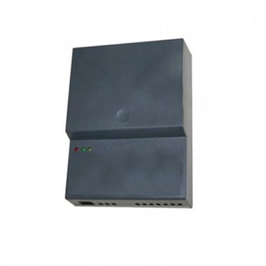 Sistema di sicurezza con monitoraggio temperatura