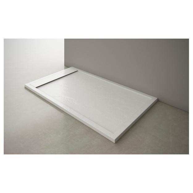 Piatto doccia su misura in gel coat antiscivolo ottimo prezzo for Piatto doccia antiscivolo