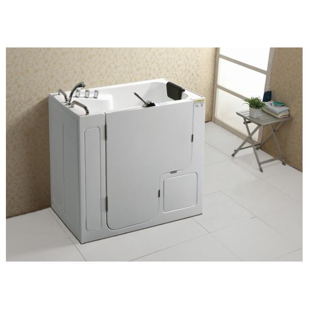 Vasca da bagno con sportello laterale ad apertura totale - Vasca da bagno con sportello prezzo ...
