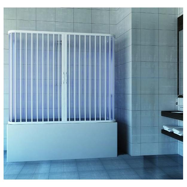 Chiusura box sopra vasca 3 lati in pvc ottimo prezzo - Box doccia chiuso sopra ...