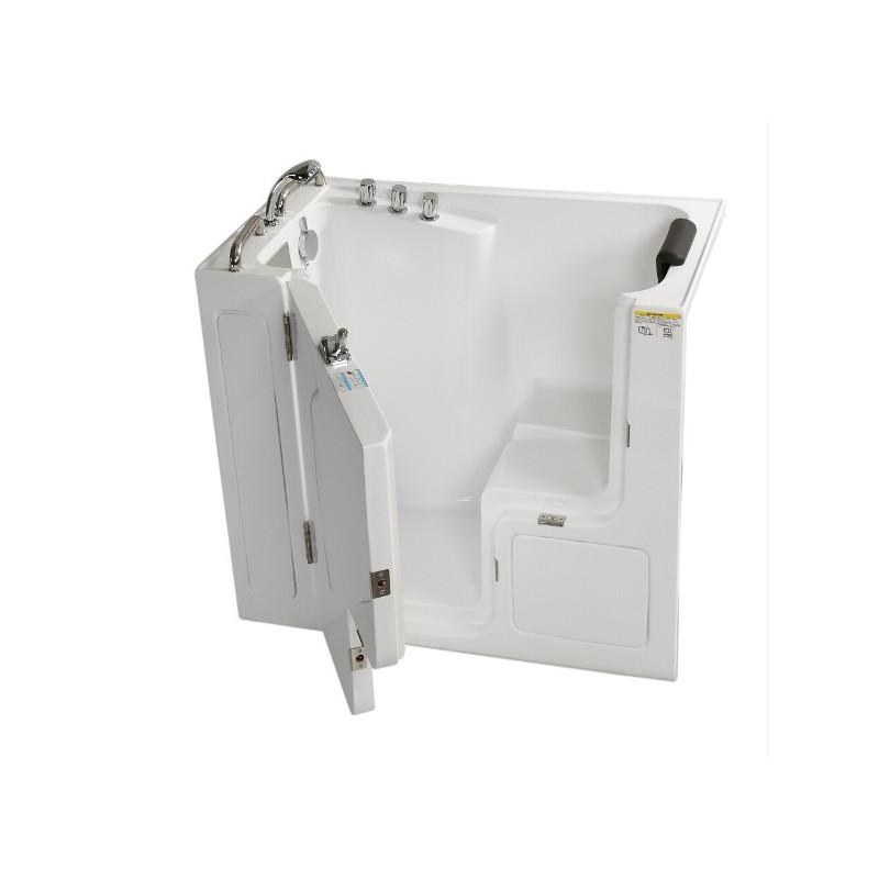 Vasca da bagno con sportello laterale ad apertura totale 132x76 prezzo