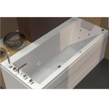 Vasca idromassaggio 160x75 o 170x75cm Pulsar