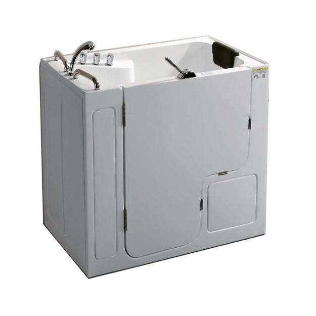 Vasca da bagno con sportello laterale ad apertura totale - Vasca da bagno con apertura laterale ...
