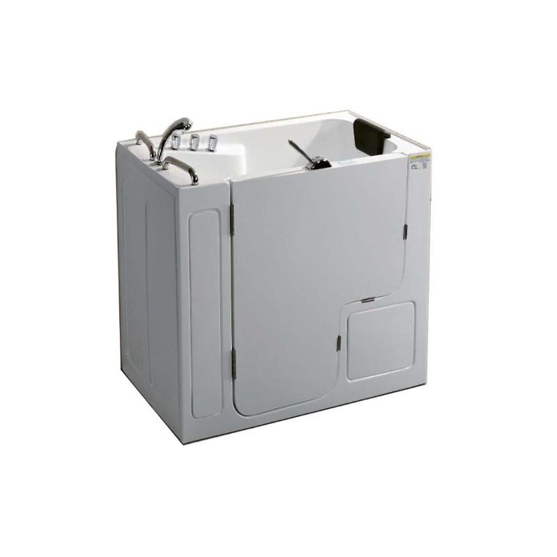 Vasca da bagno con sportello laterale ad apertura totale 132x76 prezzo - Box x vasca da bagno ...