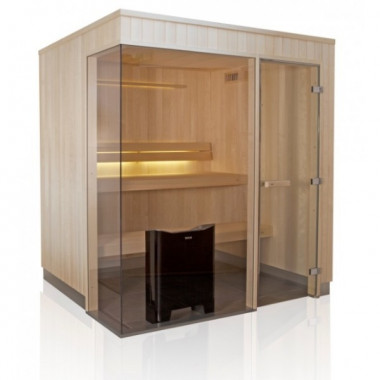 Sauna finlandese Evolve Maxi-Right 220x195 cm TYLO