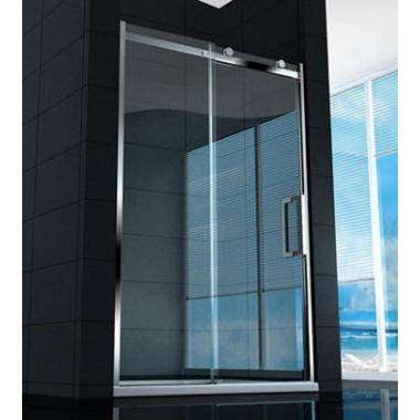 Parete doccia super lusso per nicchia - 8 mm di spessore vetro