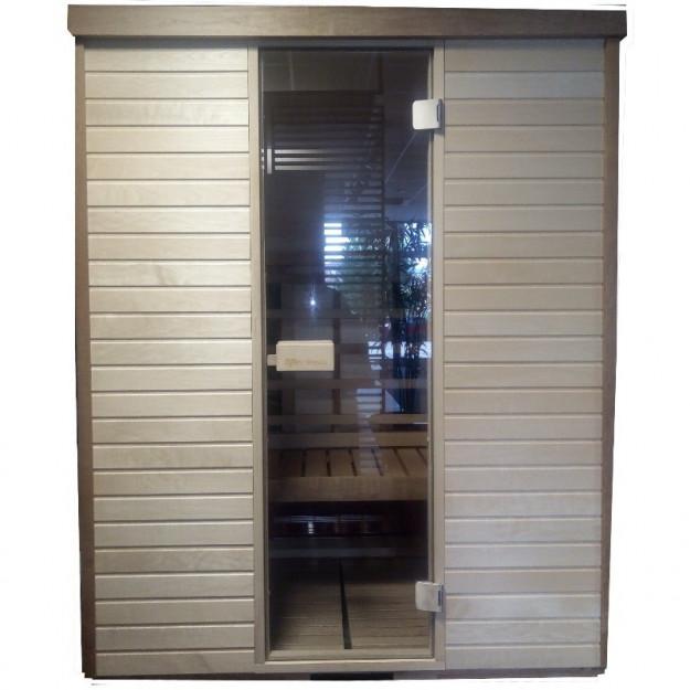 Sauna ad infrarossi DA ESPOSIZIONE per 3 persone