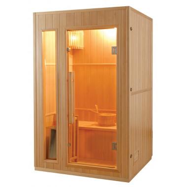Sauna finlandese 110x120 cm
