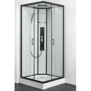 Box doccia idromassaggio quadrato 90x90 mod 2019