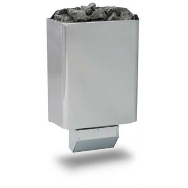 Stufa elettrica Steel potenza massima 4.5 6 o 8kW