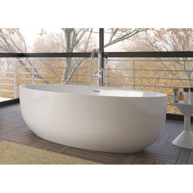 Vasca da bagno freestanding Blazar 150-160 e 186  cm di lunghezza