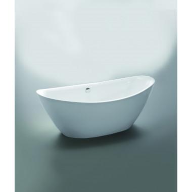 Vasca da bagno freestanding Cassiopea 180x87 cm