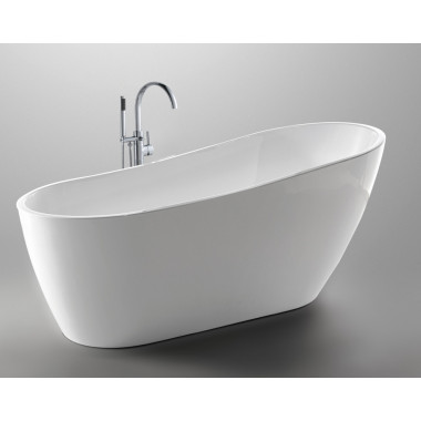 Vasca da bagno freestanding 170x90 cm Auriga