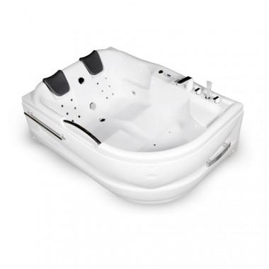 Vasca idromassaggio per 2 persone 180x130cm Artemide