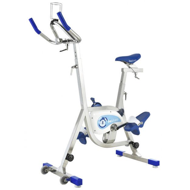 Idrobike ultra leggera in acciaio ideale per acquagym uso intensivo