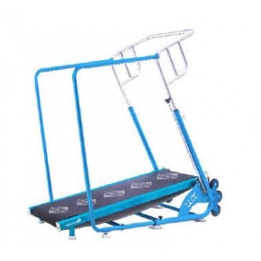 Tapis roulant acquatico professionale per praticare acquagym in alluminio