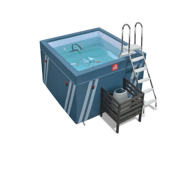 Mini piscina vasca per idrobike - aquabike