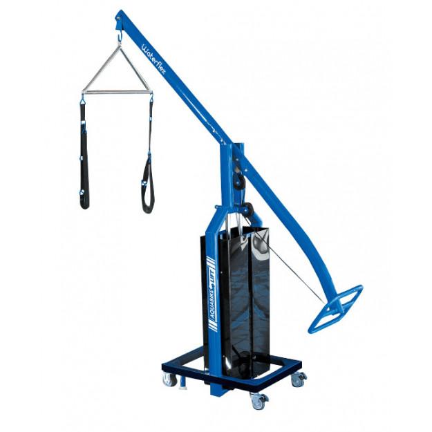 Sollevatore idrobike e attrezzature aquafitness