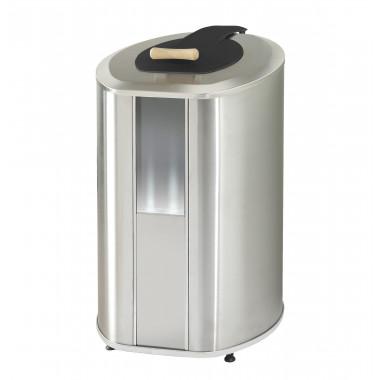 Stufa per sauna A RISPARMIO ENERGETICO PER USO BREVE MA FREQUENTE 6 e 9 kW