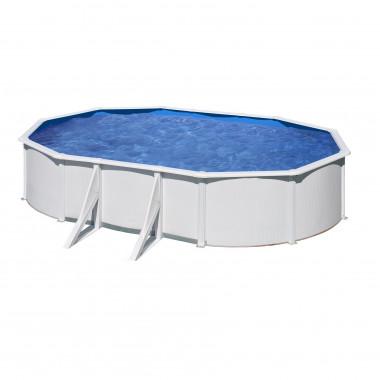 Gamma piscine ovali Bora Bora H 120 cm