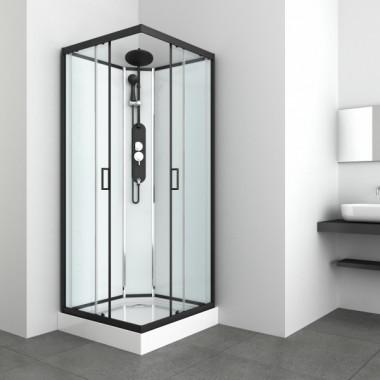 Box doccia idromassaggio quadrato 90x90 mod 2020