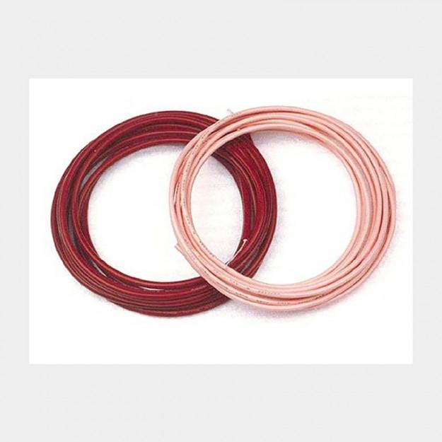 Cavo siliconico 3/5/7 poli 2,5 mmq: Cavo siliconico 3 poli 2,5 mmq prezzo al metro