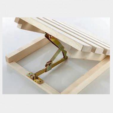 Cerniere regolabile per poggiatesta panche lettini