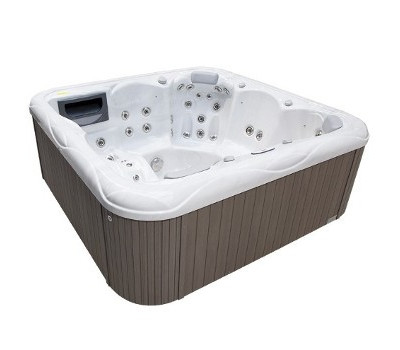 Vasche idromassaggio da esterno