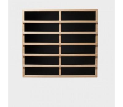 Radiatori per saune ad infrarossi