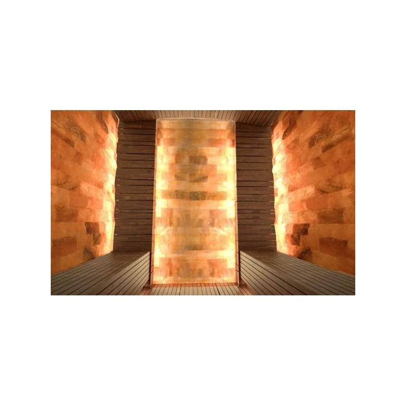 Kit 20 Piastrelle Di Sale Himayano Cristallino Per Grotte