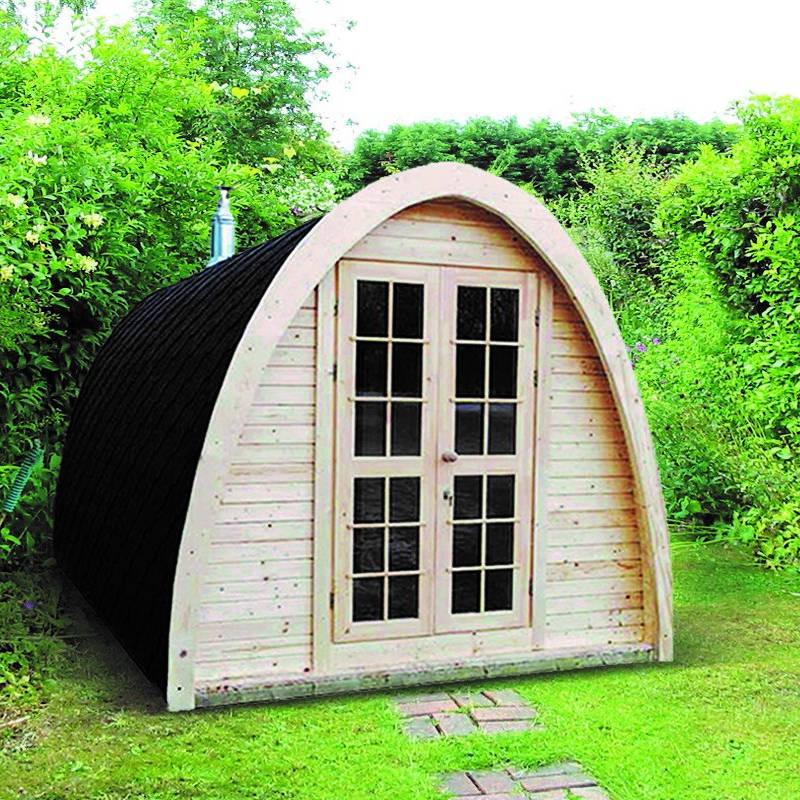 sauna ingloo pod